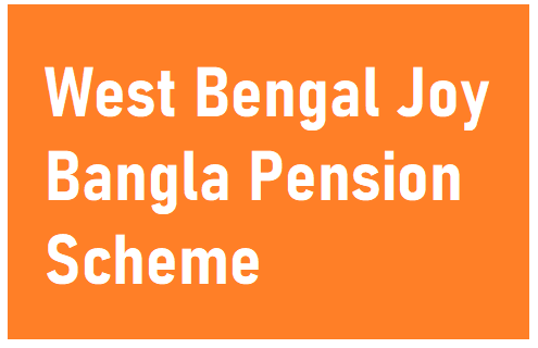 Joy Bangla Pension Scheme