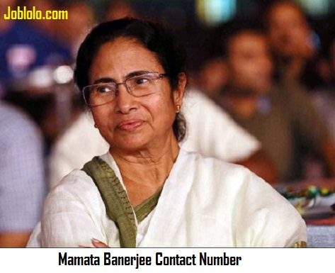 Mamata Banerjee Contact Number