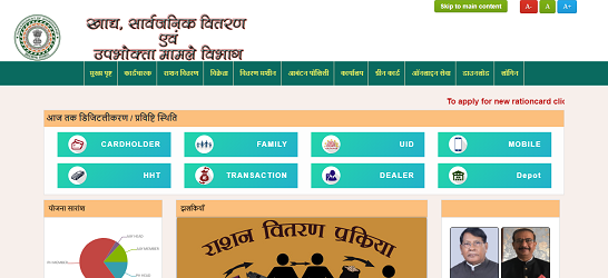 [District List] Jharkhand Ration Card List 2021: aahar.jharkhand.gov.in