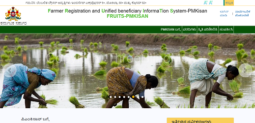 Fruits PM Kisan Registration